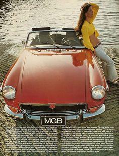 MG B Tourer USA brochure 1972