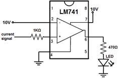audio amplifier tda2030 bridge circuit electric