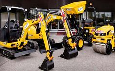 Four Easy Steps When Hiring Excavator or Plant Equipment