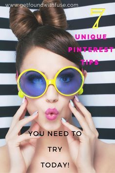 pinterest for small biz. are you confused about how to use Pinterest for your business? Check out these unique pinterest tips you can start using today for your small business