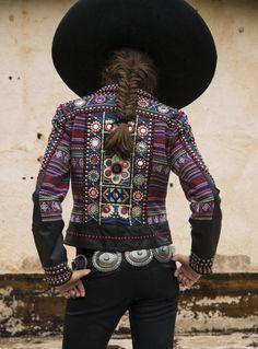 I'm inspired to create something similar...Double D Ranch Pachero Canyon Biker Jacket