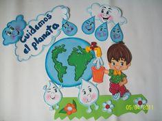 Mi Escuela Divertida: Ambientación para el Área de Ciencias