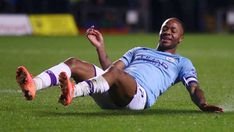 The English star scored twice on Wednesday but said he will only be happy if his strikes lead to trophies Raheem Sterling insists his impr. Manchester City, Manchester United, Zen, Oxford United, Raheem Sterling, Sheffield United, Pep Guardiola, Fa Cup, Everton