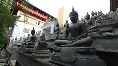 Sri Lanka. Passarei por Kotte, Colombo, Dehiwala-Mount, Lavinia, Moratuwa, Jaffna e Kandy