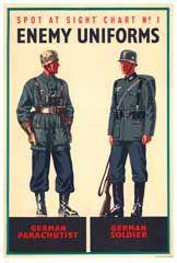 011 Enemy Uniforms (Parachutist & Soldier)