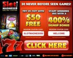 Slot Madness Casino is one of the best U. facing online casinos to hit the Internet. Casino Reviews, Online Casino Games, Casino Bonus, News Games, Slot, Free Sign, Play Online, Norway, Madness