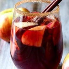 Honeycrisp Apple Sangria Recipe