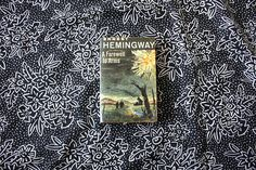 A Farewell To Arms By Ernest Hemingway 1969 Vintage Paperback Book Nice Vintage condition. Pages are yellowed.