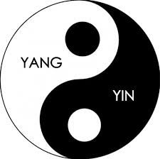 NINE AREAS PERTAINING TO LIFE Balance or unity of Yin-Yang energies is called Tai-Chi. By taking indications of Yin and Yang energies from this, some special symbols were drawn. Yin energy was show… Arte Yin Yang, Yin Yang Art, Yin Yang Tattoos, Jing Y Jang, Tattoo Casal, Feldenkrais Method, Yin Yang Balance, Yin Energy, Cultures Du Monde