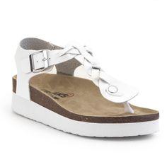 Sandalia bio flatform piel CREEKS Outlet, Birkenstock, Baby Shoes, Clothes, Style, Fashion, Vacations, Winter, Women