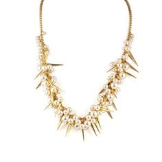 Sweet And Vicious Necklace, $123,  by k2o by Karen Ko !!