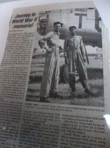 Tuskegee Airman Herbert C. Thorpe shares his experience