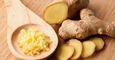 Una receta casera a base de jengibre para ayudar al crecimiento de tu cabello.
