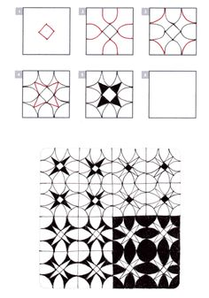 How to draw SPROXY « TanglePatterns.com