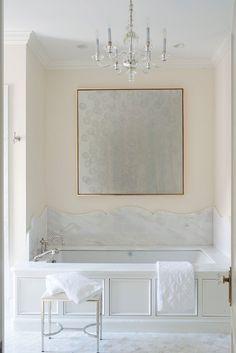 Bathtub Refinishing and Reglazing - Easy DIY Guide Bathtub Decor, Diy Bathtub, Bathroom Renovations, Home Renovation, Bathroom Ideas, Bath Tiles, Cozy Place, Beautiful Bathrooms, Interior Design Kitchen