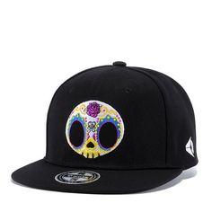 Click Here For More Skull Snapbacks Black Snapback Hats 522b312733da
