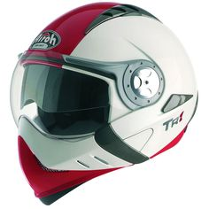Motorcycle Helmets | Airoh TR1 Full & Open Face Motorcycle Helmet - Airoh - Ghostbikes.com