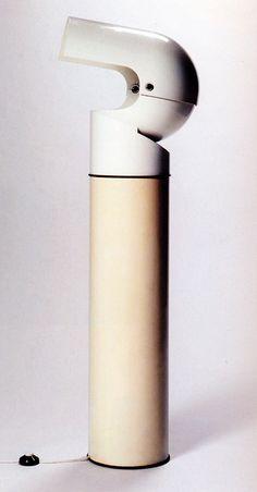 Gae Aulenti, Pileo Floor Lamp, for Artemide, 1972
