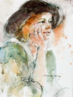 Seattle artist Frances Velling