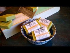 Basic Cold Process Soap Making - YouTube