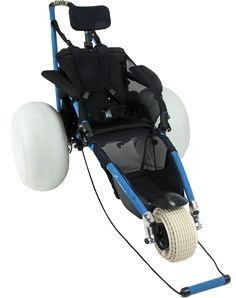 Delichon: Hippocampe All-Terrain Beach Wheelchair