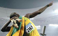 Usain Bolt is a superstar