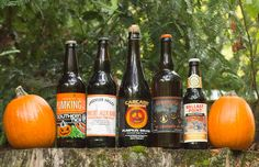 The Pumpkin Beers You Must Drink Right Now