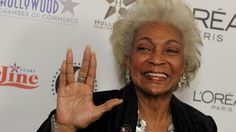 Star Trek Actress Nichelle Nichols Suffers Stroke The actress who played Lt. Uhura is recovering from a stroke she suffered Wednesday.