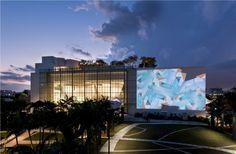 New World Symphony concert hall