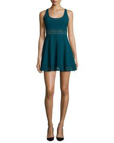 fc01755d359102 Elizabeth and James Kenton Sleeveless Mini Dress