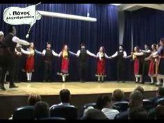 Χοροί Ανατολικής Ρωμυλίας από την Φιλοπρόοδο Ένωση Ξάνθης ΦΕΞ - YouTube