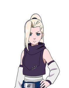 Young Ino Yamanaka render [Naruto Mobile] by on DeviantArt Boruto, Shikamaru, Hinata Hyuga, Naruto Shippuden Anime, Gaara, Anime Naruto, Ino And Sai, Naruto Mobile, Naruto Girls