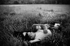 Engagement photos...black and white amylyn