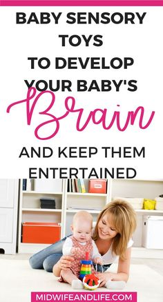 Stuck for ideas for toys and activities for your baby? These toys have been designed with your baby's developing brain in mind, and I know from experience they are toys your baby will love. Research based educational baby toys. Written by a UK Midwife and mum of 3. #babytoys #babysensory #babybrain #educationaltoys