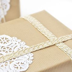 brown paper parcel gift
