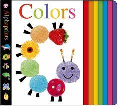 Alphaprints: Colors