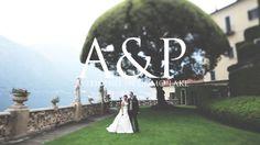 Patrick and Ava #weddingvideo #weddingplanner #thelakecomoweddingplanner  Videomaker - Matteo Castelluccia
