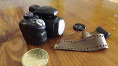 Miniature: macchina fotografica. WizzyArt di Tiziana Candito