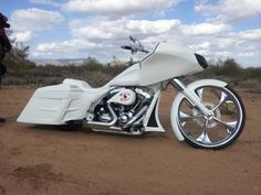 harley davidson one off custom road glide
