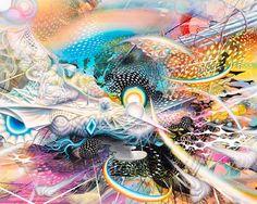 Fantastic Imaginative Paintings by Mario Martinez