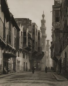 Cairo's 19th century transformation in 7 points