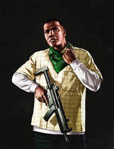 GTA 5: Franklin