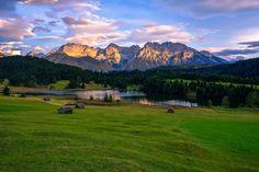Lake Geroldsee in Bavaria by Tatiana Pesotskaya on 500px