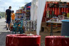 Honduras: De los 27 quemados por pólvora en el país, 21 son menores de edad. En San Manuel hay vía libre para la venta de pólvora, la alcaldía emitió 35 permisos.
