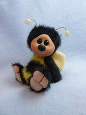"3.5"" Baby Bumble.  Custom orders available"