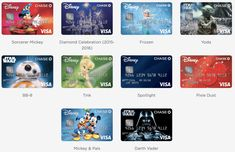 Creative Ways to Save for a Disney Vacation Disney Rewards, Disney Money, Disney Visa, Disney On A Budget, Disney Stuff, Disney World Vacation, Disney Vacations, Discount Disney Gift Cards, Miniatures