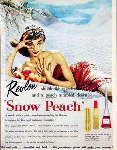 Revlon Snow Peach-1956