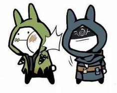 Coraline, V Chibi, Persona 5 Joker, Cute Characters, Fictional Characters, V Cute, Zombie Girl, Identity Art, Game Character