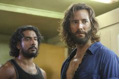 """Henry Ian Cusick & Naveen Andrews from """"Lost"""""""