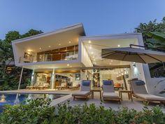 The White House of Costa Rica, Beachfront Architectural Dream - Playa Santa Teresa Luxury Penthouse, Luxury Villa, Beach Villa, Beach House, Ocean View Villas, Beach Properties, Hermosa Beach, Pool Houses, House 2